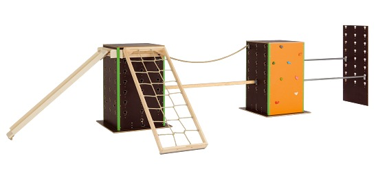 "Cube Sports Parkour ""Adventure Set III"""