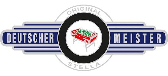 """Deutscher Meister"" Professional Football Table Design: Oak"