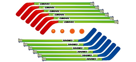 "Dom ""Junior"" Hockey Stick Set"