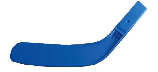 "Dom® Replacement Blade for ""Cup"" Hockey Stick Blue blade"