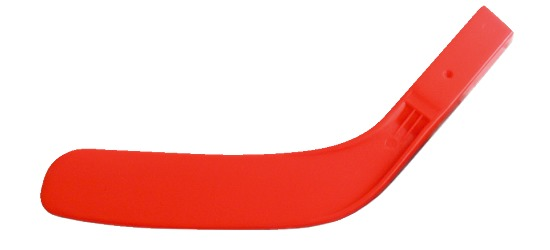 "Dom Replacement Blade for ""Cup"" Hockey Stick Red blade"