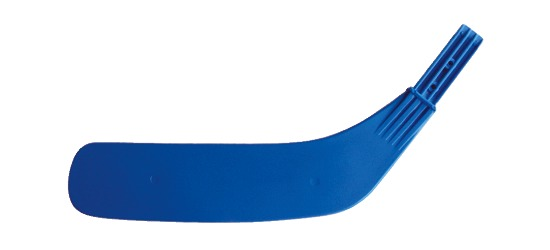 "Dom® Replacement Blade for ""Junior"" Hockey Sticks Blue blade"