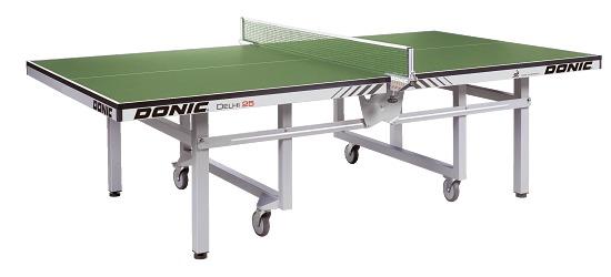 """Donic Tischtennisplatte  """"Dehli 25"""" Grün"""