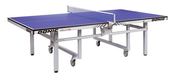 """Donic Tischtennisplatte  """"Dehli 25"""" Blau"""