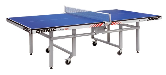"""Donic Tischtennisplatte  """"Dehli SLC"""" Blau"""