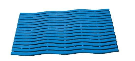 Durowalk-bademåtter Blå