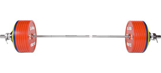 Profi-Langhantel Set: Eleiko® Powerlifting Set 435 kg kaufen