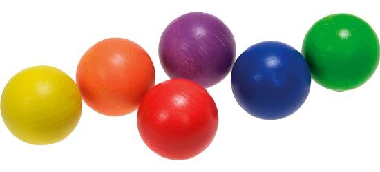 Erzi® Balls for Balancing Games