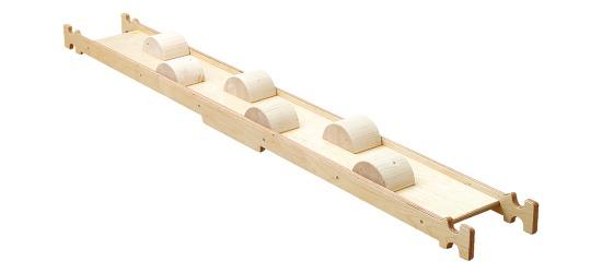 """Erzi® """"Half Roll"""" Balance Board"""