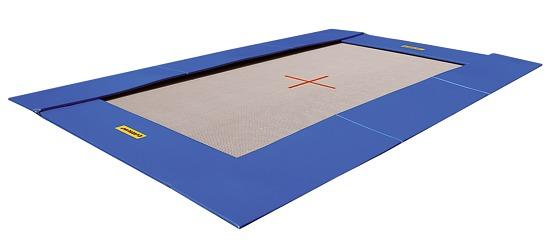 Eurotramp® Therapy Floor Trampoline