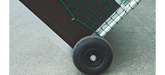 Feldhockey-Tornetze Schnurstärke 2,5 mm, Maschenweite 2,5 cm
