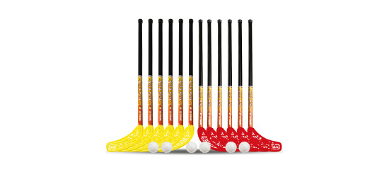 "Floorball-Set ""Kids Mini"" Standard"