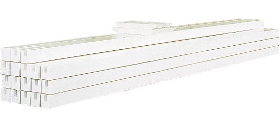 Indoor Hockey Boards Without plastic impact protection