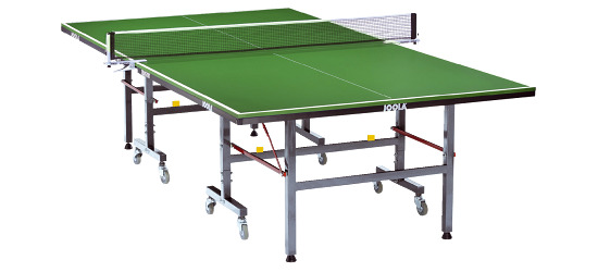 "Joola® ""Transport S"" Table Tennis Table Green"