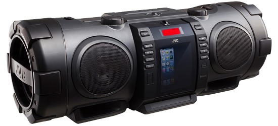"""JVC """"RV-NB75"""" Boomblaster Without pitch function"""