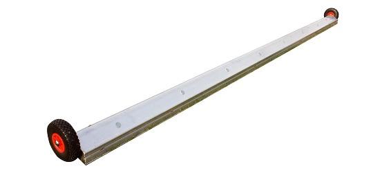 """Kippsicherung """"Safety"""" für Großfeldtore Für Tore 7,32x2,44 m, untere Tortiefe 1,5 m, Quadrat-Profil 80x80 mm"""