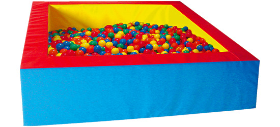"""Massive"" Ball Pool"