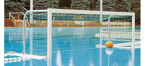 """""""Mesh Width 12 cm"""" Water Polo Goal Nets"""