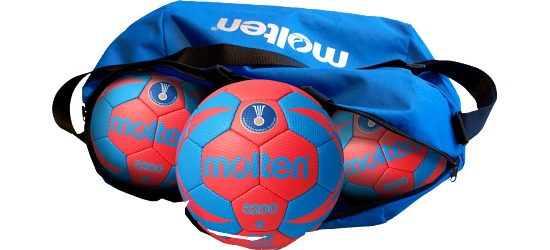 Molten® Ball Storage Bag Handball bag