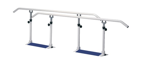 Parallel Support Bars Bar length: 250 cm