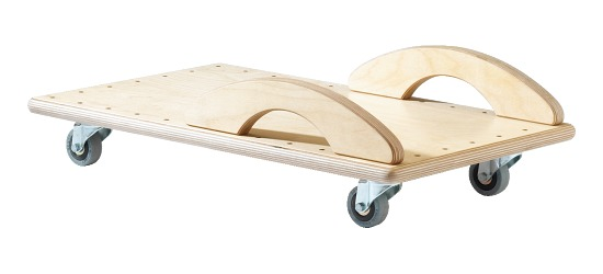 """Pedalo® """"Classic"""" Roller Board With sides"""