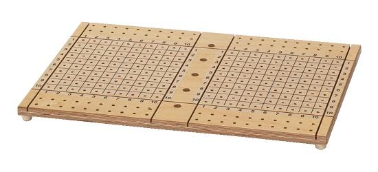 """Pertra """"Mathematics"""" Baseboard"""