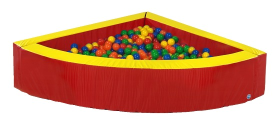 """Quadrant"" Ball Pool"