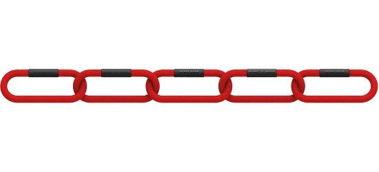 """Reaxing® Gewichtsketten """"Reax Chain Fit 5"""" 8 kg, Rot"""