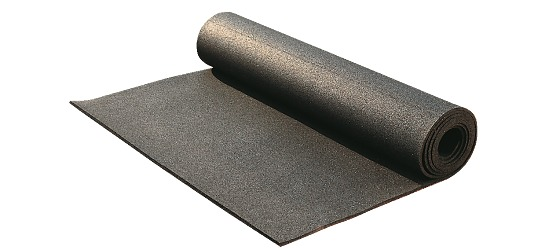 Regupol® Anlaufbahnen, 12 mm Länge 20 m
