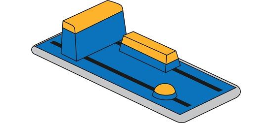 Reivo® Rinogym® Vaulting Table