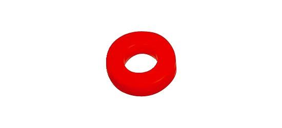 Reservebrikker Rød