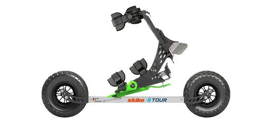 """Skike® Cross-Skater """"V9 TOUR 200"""""""