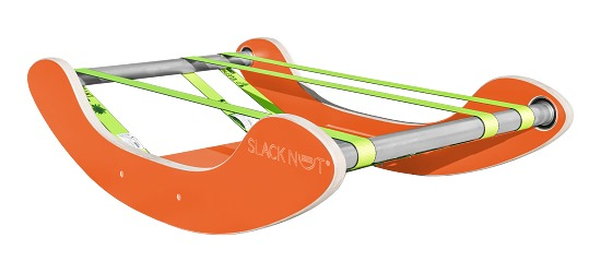 Slack Nut® Senso Orange