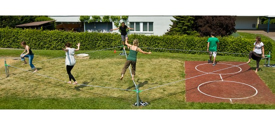 "Slacktivity Slackline-Set ""Outdoor"""