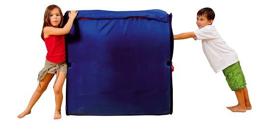 Softplay Gymnastik-Box Kids