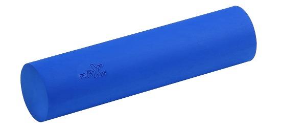SoftX Faszienrolle ø 9,5 cm, 40 cm, Blau