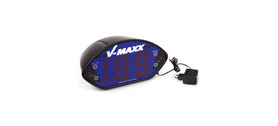 """Sport-Radargerät """"V-Maxx"""" mit Netzadapter"""