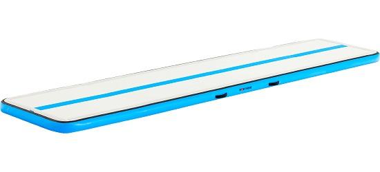 Sport-Thieme AirFloor by AirTrack Factory Ohne Fußpumpe, Blau - 3x1 m