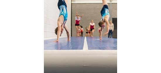 "Sport-Thieme® AirTrack ""Club 30"" by Airtrack factory Ohne Handgebläse, 6x2x0,3 m"