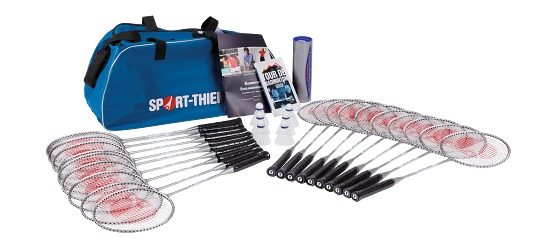 "Sport-Thieme® Badminton ""Schul-Set XL"""