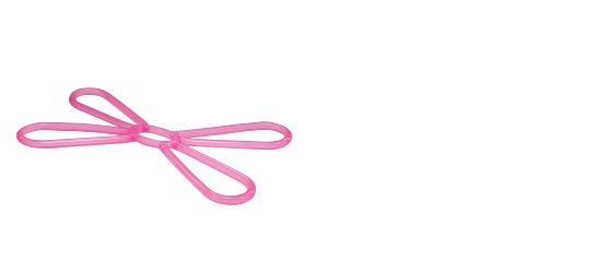 """Sport-Thieme® Bodytrainer """"X-Loop"""" Leicht, Pink"""
