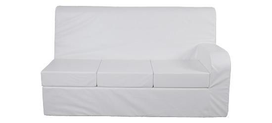 Sport-Thieme® Convertible Sofa 3-seater sofa, right armrest, 5 cm