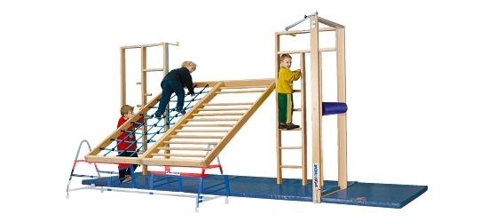 Sport-Thieme® Fallschutzmatte 200x100x6 cm