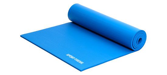 Sport-Thieme Fitnessmåtte Blå