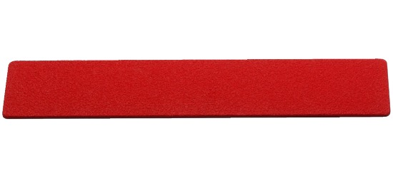 Sport-Thieme® Floor Markers Line, 35 cm, Red