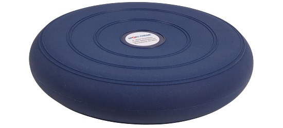 "Sport-Thieme ""Gymfit"" Balance Cushion Blue, ø 36 cm"