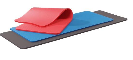 "Sport-Thieme Gymnastikmatte  ""Basic 10"" Blau"