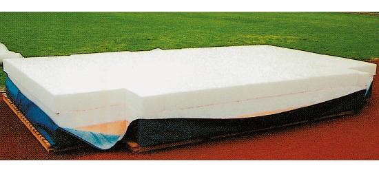 "Sport-Thieme Højdespringsmåtte ""Standard"" 400x250x50 cm"