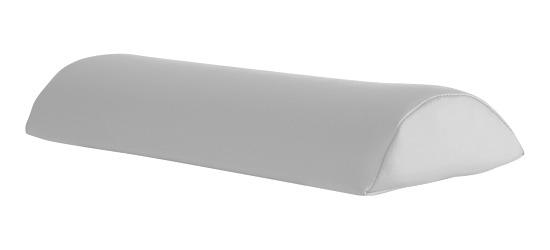 Sport-Thieme® Halbrolle Weiß, 40x12x6 cm