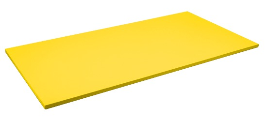 Sport-Thieme® Judomatte Tafelgröße ca. 200x100x4 cm, Gelb